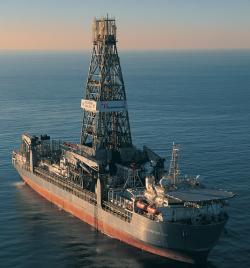 Drill Ship