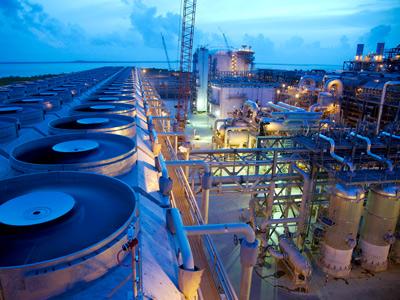 LNG Liquefaction Plant