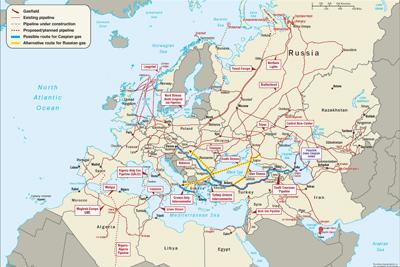 Pipeline europe