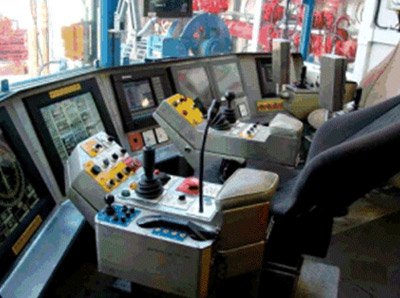 Automated Drillers Cabin
