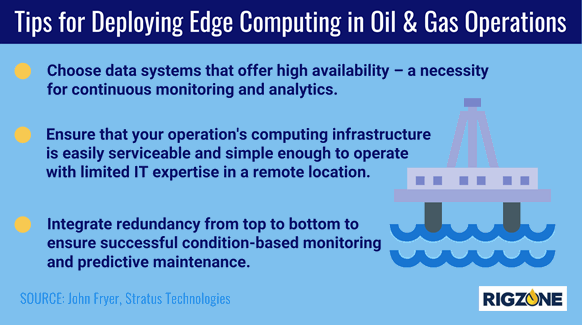 Edge Technologies Give Oil, Gas Operators Extra Computing Power ...